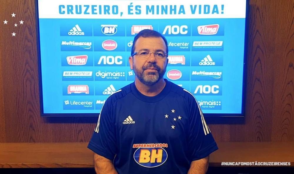 Técnico Enderson Moreira avalia os principais adversários do Cruzeiro na Série B - Foto: Divulgação