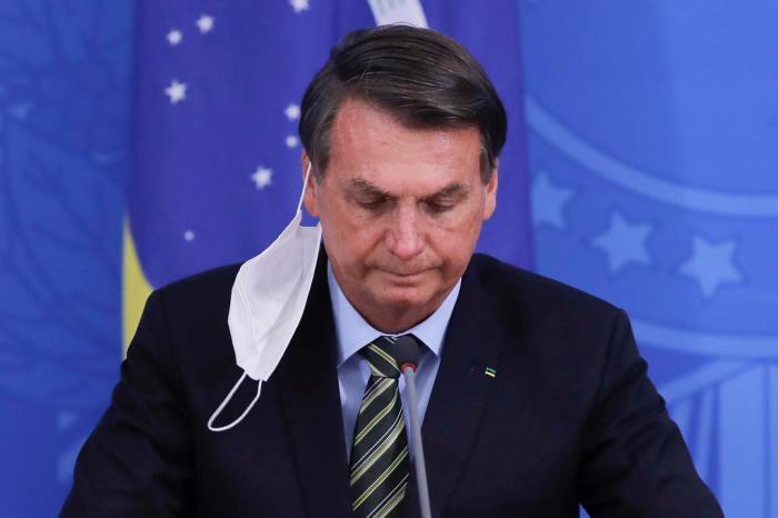 O presidente Jair Bolsonaro vetou a carência de oito meses para o pagamento do empréstimo - Foto: Divulgação