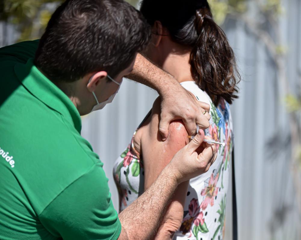 Campanha Nacional de Vacinação contra Influenza entrou na reta final - Foto: Divulgação