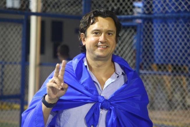 Sérgio Santos Rodrigues é eleito o novo presidente do Cruzeiro - Foto: Jornal Hoje Em Dia