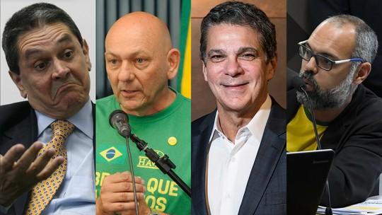 Entre os alvos estão o ex-deputado federal Roberto Jefferson; o empresário Luciano Hang, dono da Havan e aliados de Bolsonaro - Foto: Divulgação