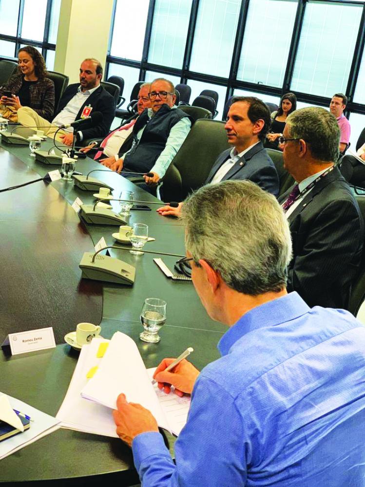 Com o acordo, 0,4% do faturamento anual de empresas do setor sucroenergético devem ser investidos em intervenções de interesse do Estado