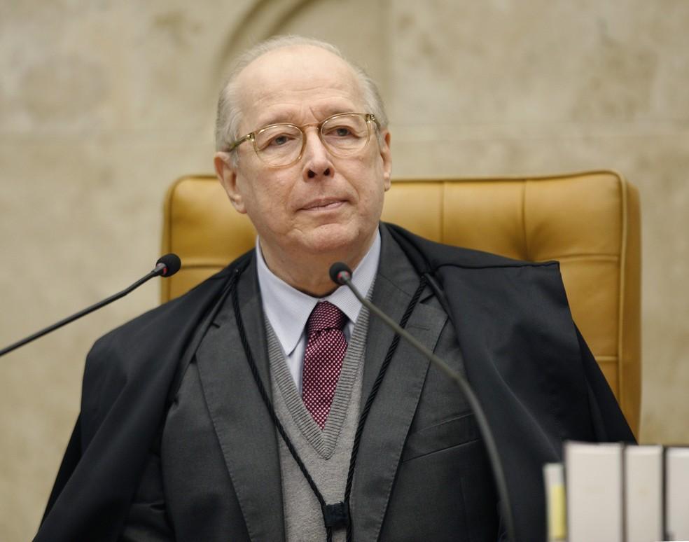 Ministro do STF Celso de Mello arquiva pedido de apreensão de celulares do presidente e filho - Foto: Rosinei Coutinho/SCO/STF