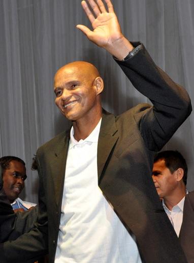 Paulo Rodrigues, ex-volante do Bahia, campeão brasileiro em 1988, recebe elogios de seu ex-técnico - Foto: Divulgação
