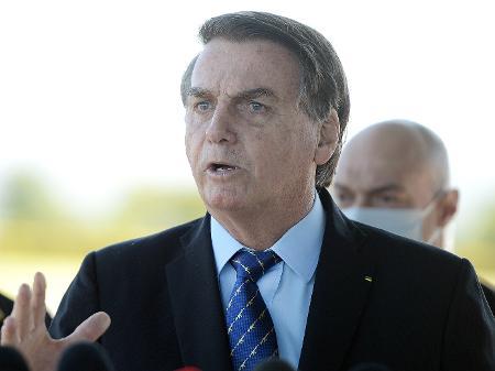 Jair Bolsonaro veta o uso do saldo remanescente do Fundo de Reservas Monetárias, de cerca de R$ 8,6 bilhões, para o combate ao novo coronavírus - Foto: Divulgação