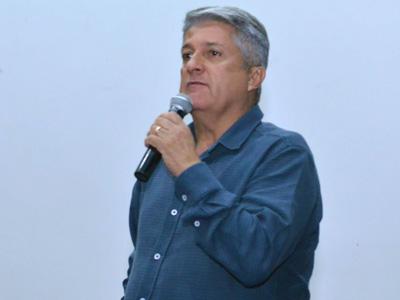 A intenção do ex-presidente e assessor especial da Prefeitura, Luiz Alberto Medina, é apresentar projetos governamentais - Foto: Divulgação/PMU