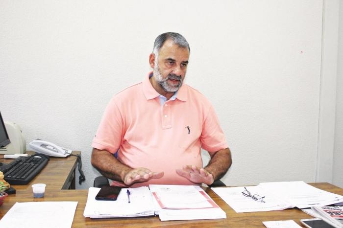 Secretário de Meio Ambiente, Marlus Salomão, destaca que o dia Mundial do Meio Ambiente é um momento de reflexão - Foto: Portal Uberaba Online