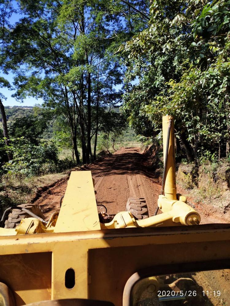Secretaria do Agronegócio mantém o trabalho de recuperação de estradas e pontes na zona rural - Foto: Divulgação/PMU