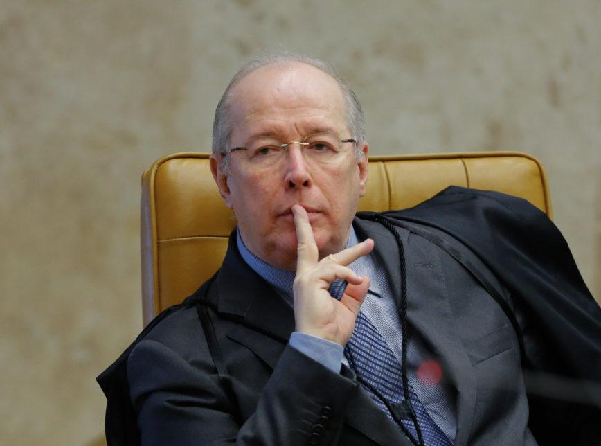 PF enviou pedido de prorrogação a Celso de Mello na semana passada - Foto: Divulgação