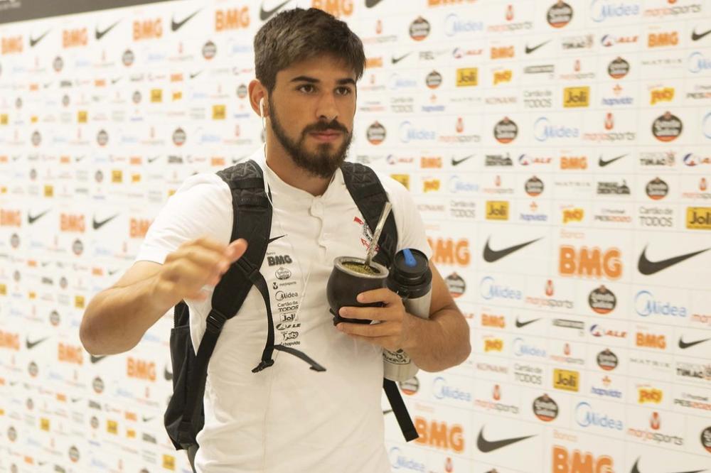 Bruno Méndez foi contratado no ano passado pelo Corinthians - Foto: Daniel Augusto Jr/Ag.Corinthians