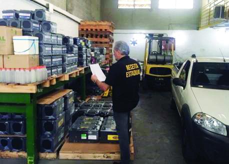 Uberaba está entre as cidades com estabelecimentos sob suspeita de sonegação de impostos; operação ocorre em 31 municípios com ações em cinco cidades do Triângulo Mineiro