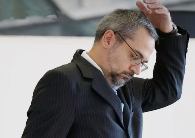 O ministro da Educação, Abraham Weintraub, anunciou ontem sua saída do Governo - Foto: Divulgação