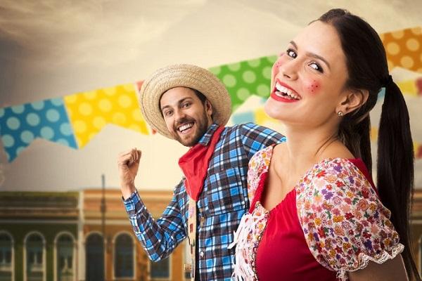Em tempos de pandemia e isolamento social pelo coronavírus, as tradicionais festas juninas também tiveram que se reinventar