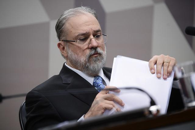 O inquérito que investiga os atos antidemocráticos foi aberto em abril, a pedido do procurador-geral da República, Augusto Aras - Foto: Divulgação
