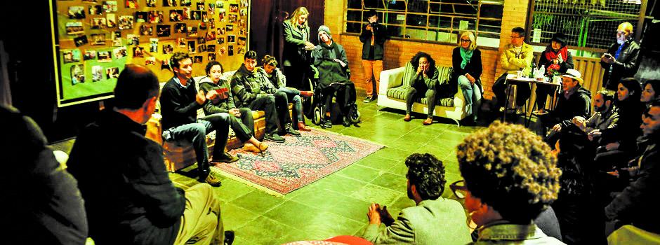Teatro da Pedra, em São João del- Rei, que realiza o evento para discute o papel das políticas públicas de fomento e incentivo ao setor