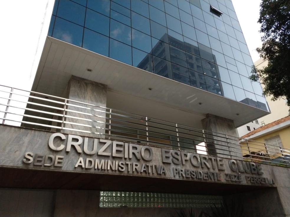 Sede Administrativa do Cruzeiro - Foto: Diego Domingues