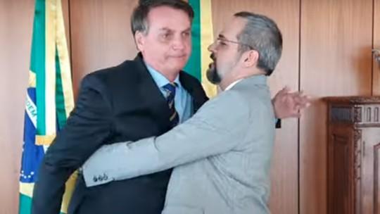 Decreto diz que ex-ministro Educação Abraham Weintraub foi exonerado um dia antes de chegar aos Estados Unidos - Foto: Divulgação