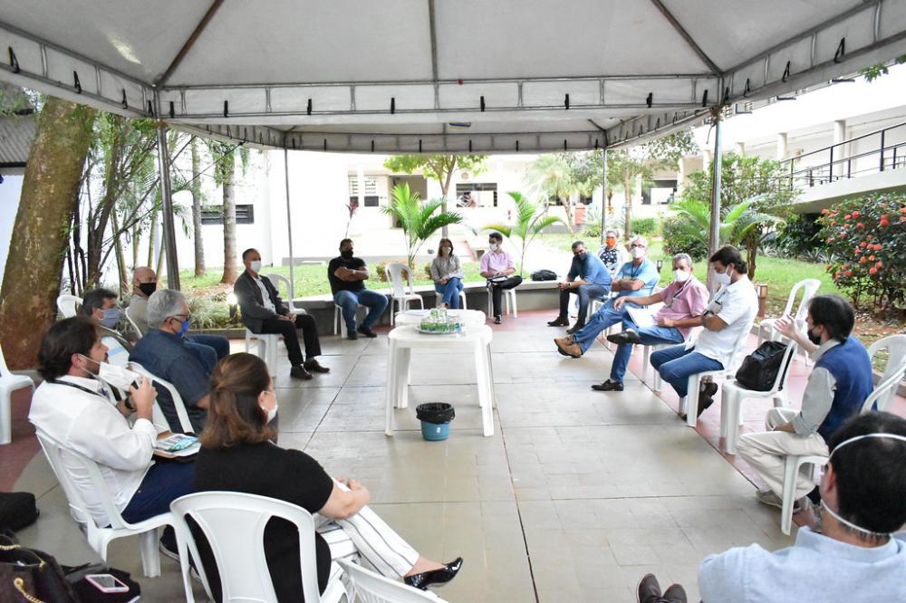 Colaboração da população é essencial ao combate à Covid-19 declaram em consenso o Comitê Técnico-Científico da Covid-19 - Foto: Marco Aurélio/PMU