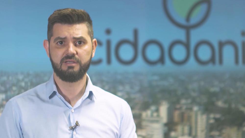 Kaká Carneiro é pré-candidato a prefeito pelo Cidadania em Uberaba - Foto: Divulgação