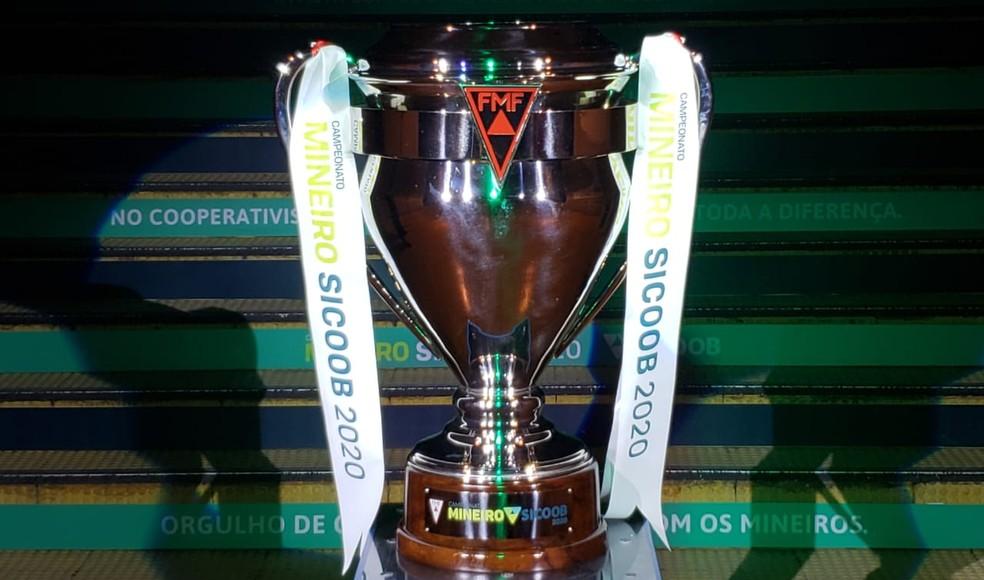 Troféu Campeonato Mineiro 2020 - Foto: Frederico Ribeiro