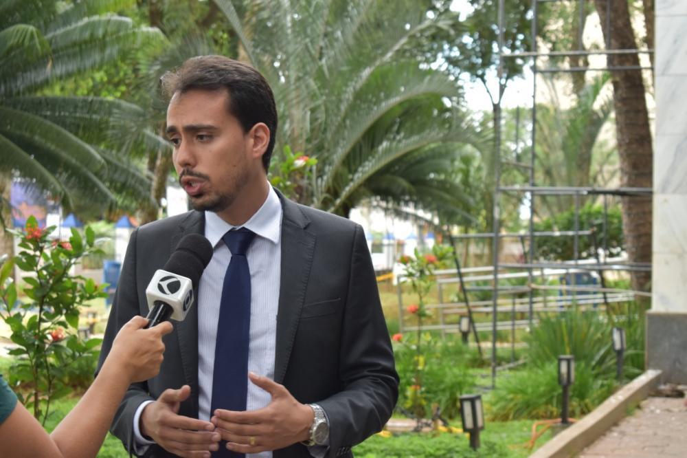 O presidente do Procon Uberaba, Marcelo Venturoso, vem tendo muito trabalho neste período de pandemia - Foto: Divulgação/PMU