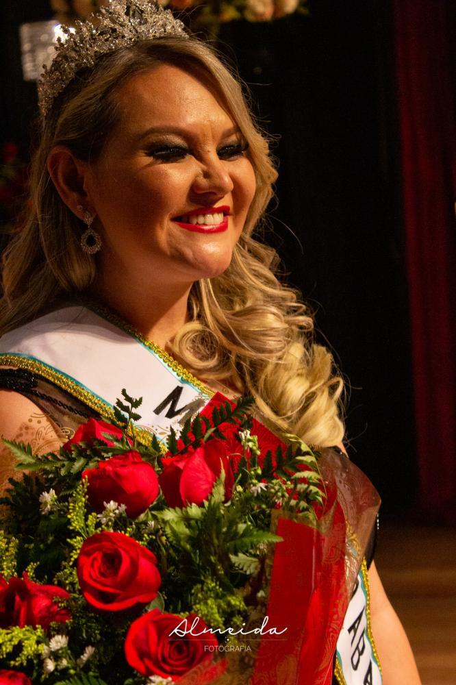 Miss Uberaba Plus Size 2019, Daniela Borges - Foto: Gabriel Almeida