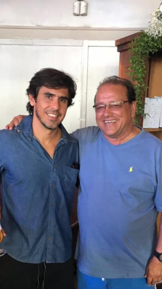 Thiago Detoni e J. Júnior em articulação para as eleições 2020 - Foto: Divulgação