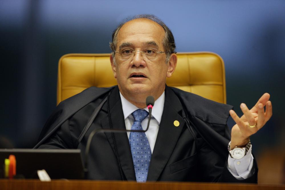 Gilmar Mendes (foto) é escolhido relator do pedido no STF contra foro privilegiado para Flávio Bolsonaro