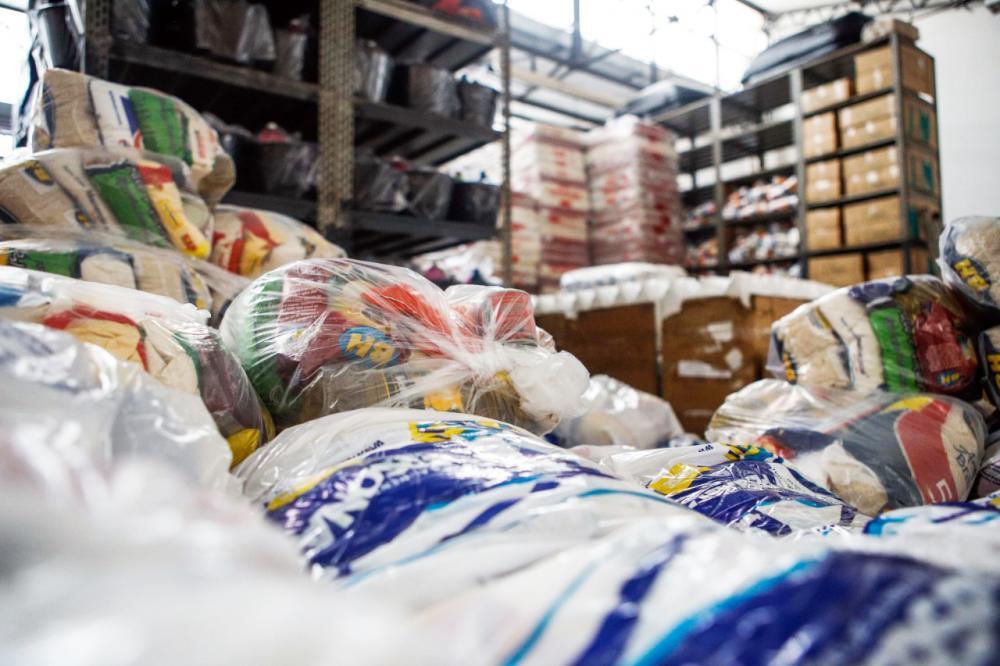 Prefeituras devem preencher termo de doação e agendar a coleta nos pontos de entrega - Foto: Pedro Gontijo/Imprensa MG