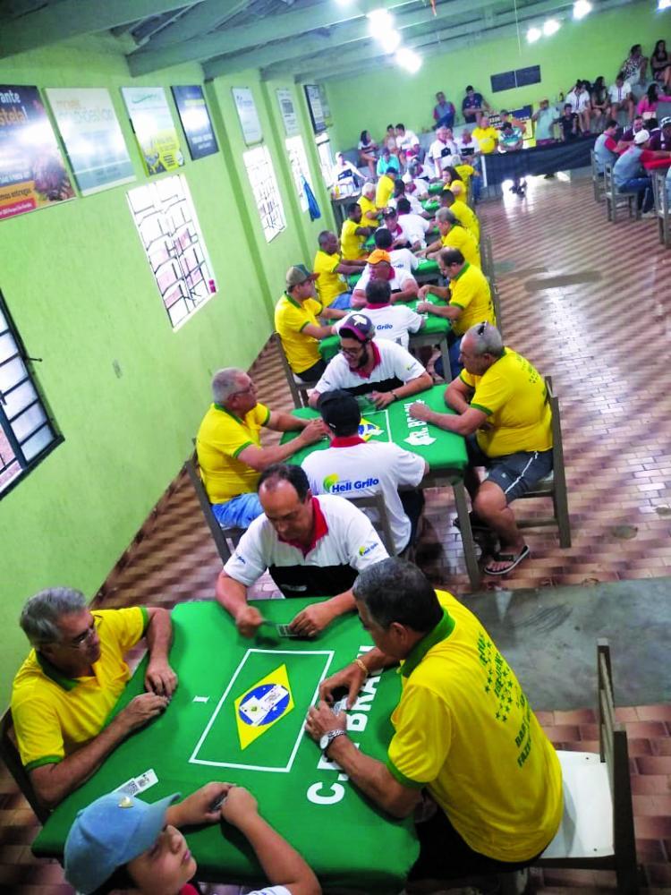 Campeonato Uberabense de Truco conquista atletas de cidades da região