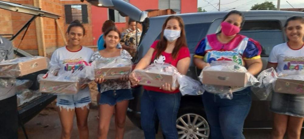 Doze Guerreiras promove 3º Arraial Solidário