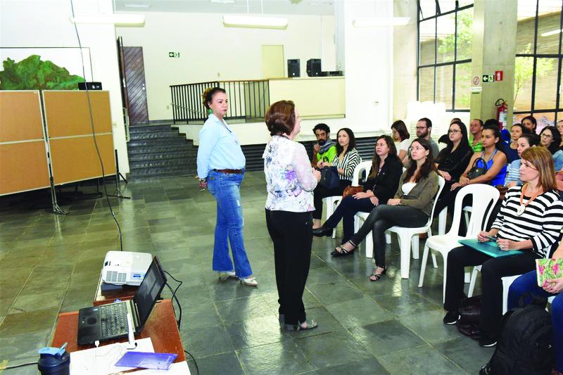 Encontro reuniu participantes que receberam orientações de técnicos da Emater e da prefeitura