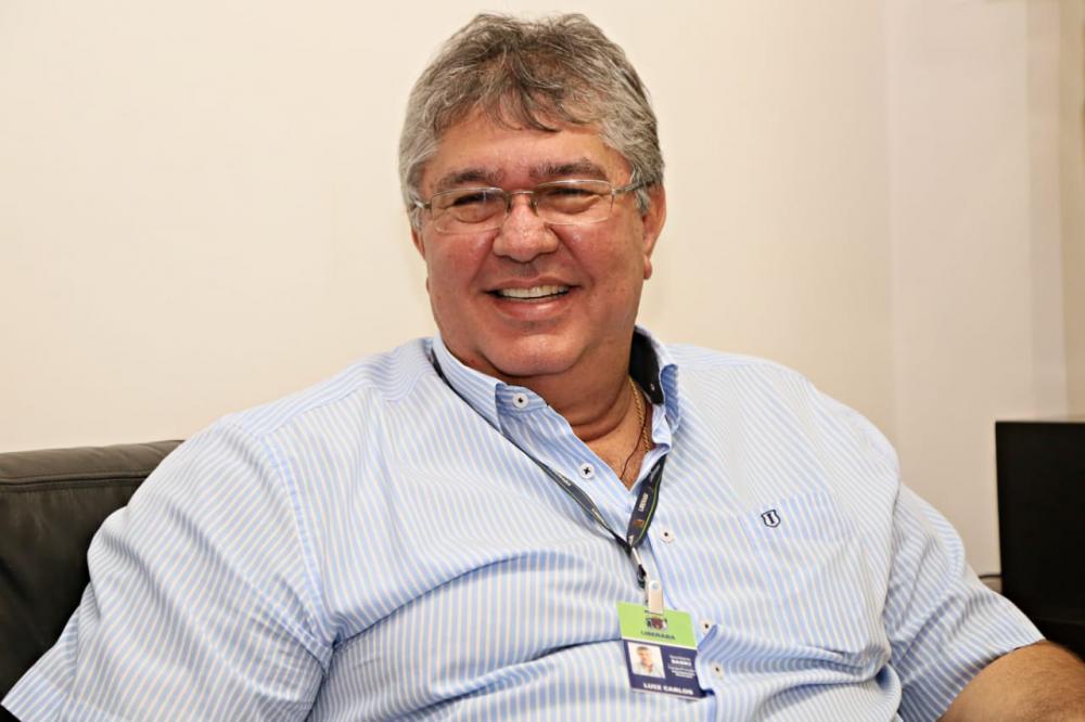 Secretário municipal do Agronegócio, Luiz Carlos Fernandes Saad lembras dos avanços no setor