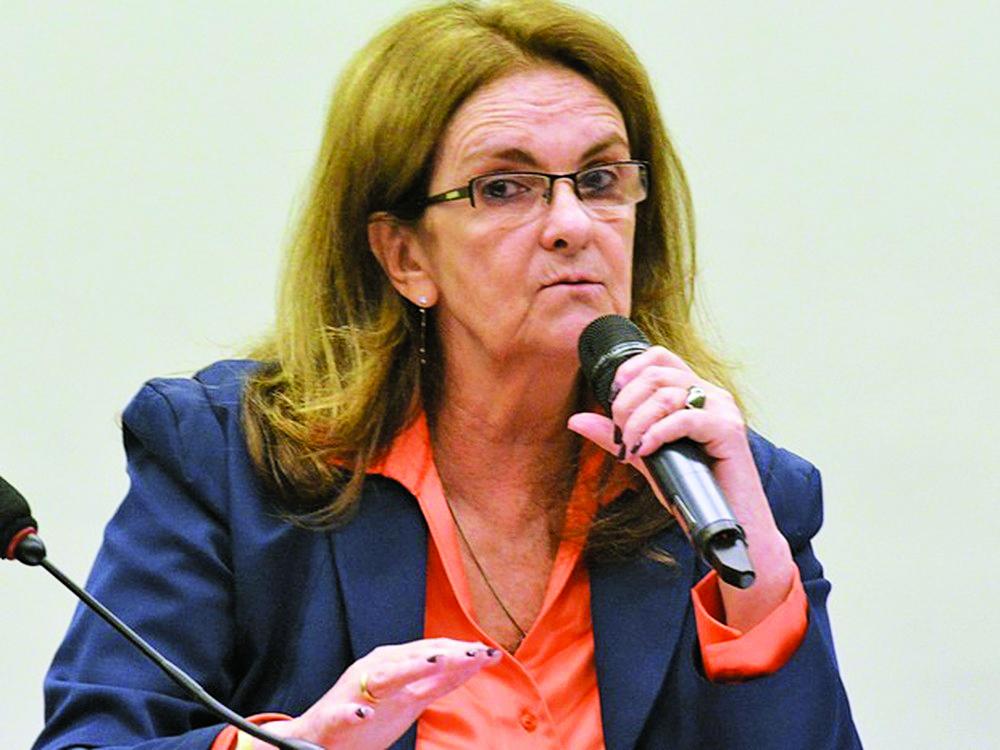 Graça Foster, ex-presidente da Petrobras, foi alvo de busca de apreensão na 64ª fase da Operação Lava Jato