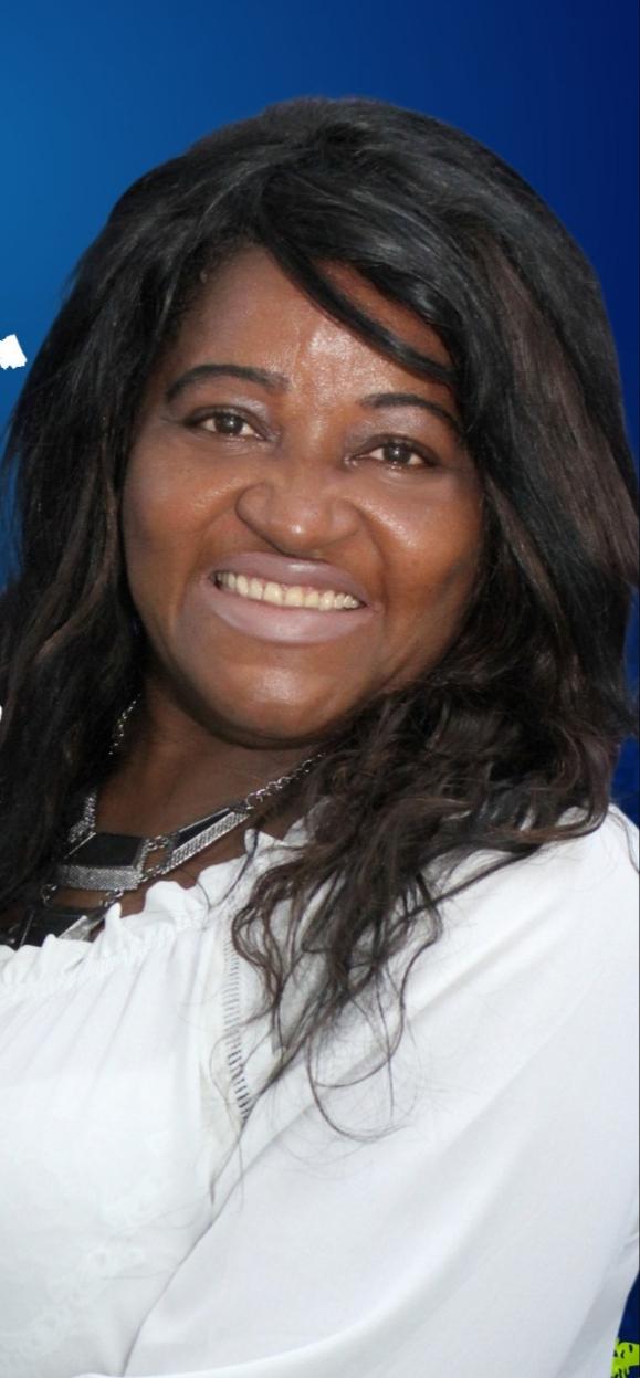A competente Roseli de Oliveira Silva representa a força da mulher negra na política e na sociedade.
