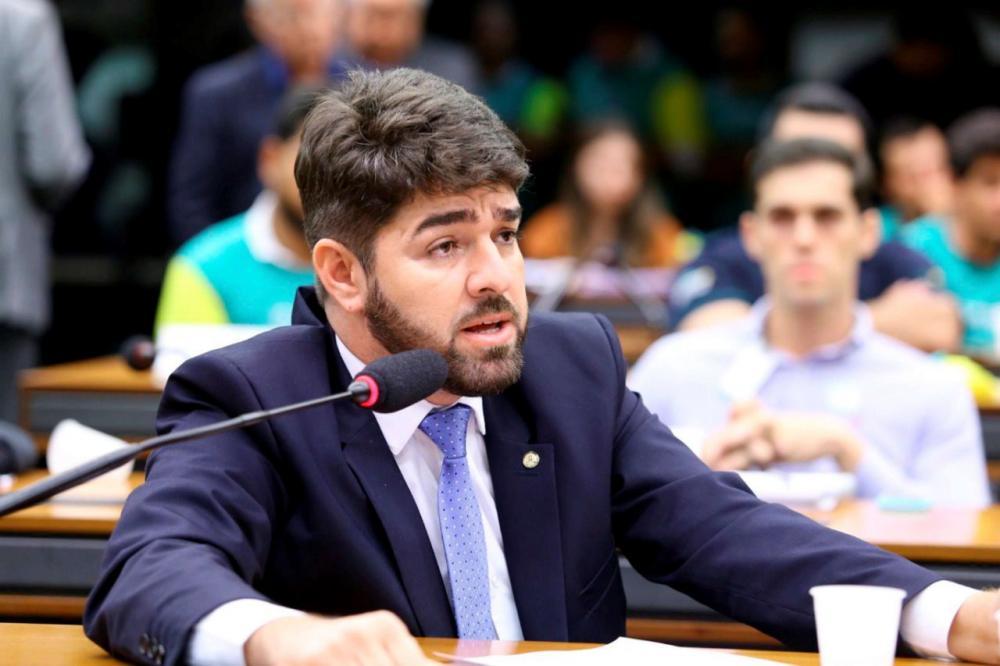 Deputado Federal Zé Vitor é a maior liderança do Triângulo na Câmara - Foto: Divulgação