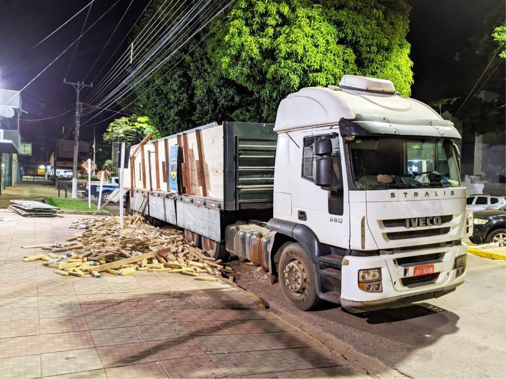 Droga foi apreendida no Mato Grosso do Sul - Foto: Divulgação