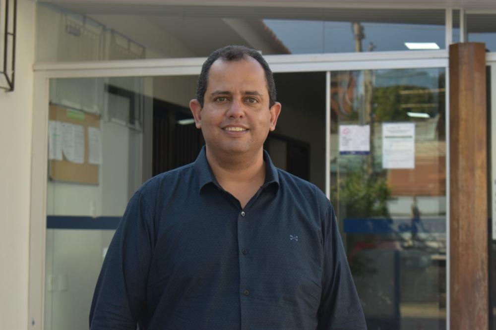 Marcelo Oliveira assume a pré-candidatura a vereador pelo MDB - FOTO: Divulgação