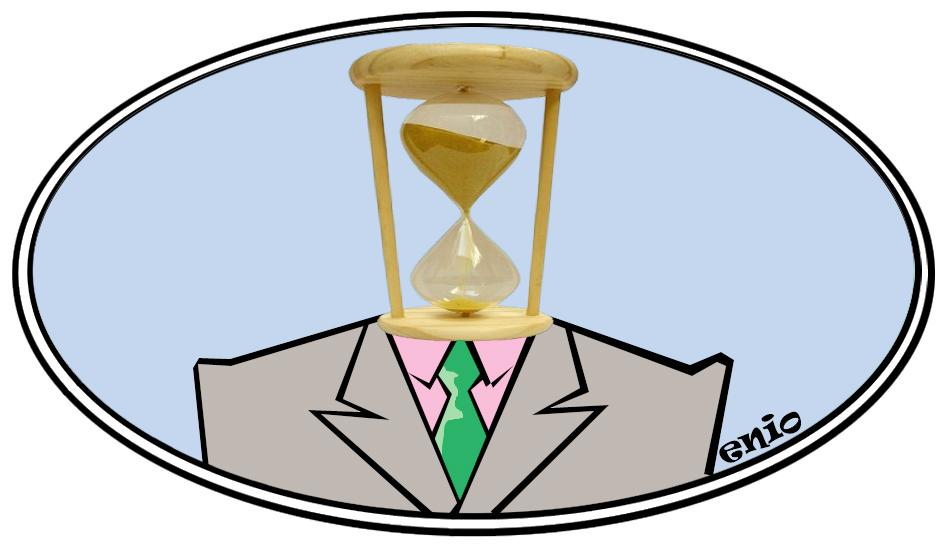 Foto: ilustração, governo envelhece logo