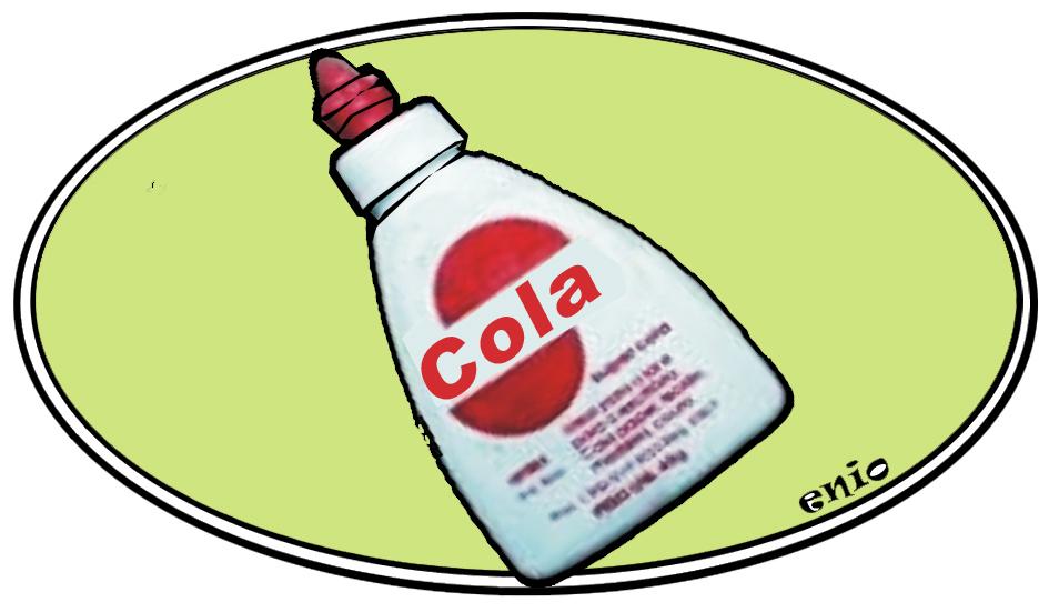 Foto: Cola tudo - ilustração