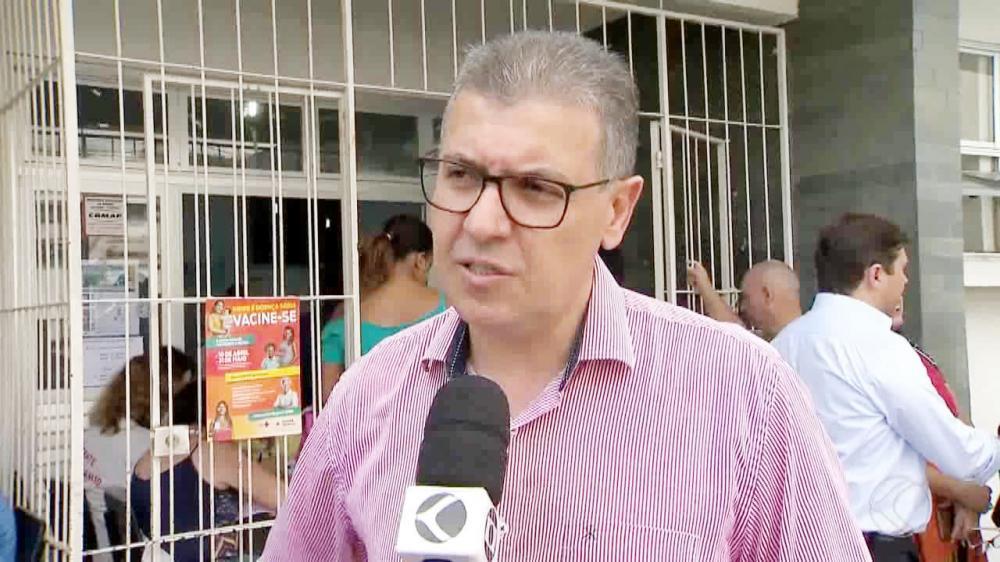 Consolidação do Hospital Regional será um dos temas a ser discutido pelo secretário de Estado de Saúde Carlos Eduardo Silva