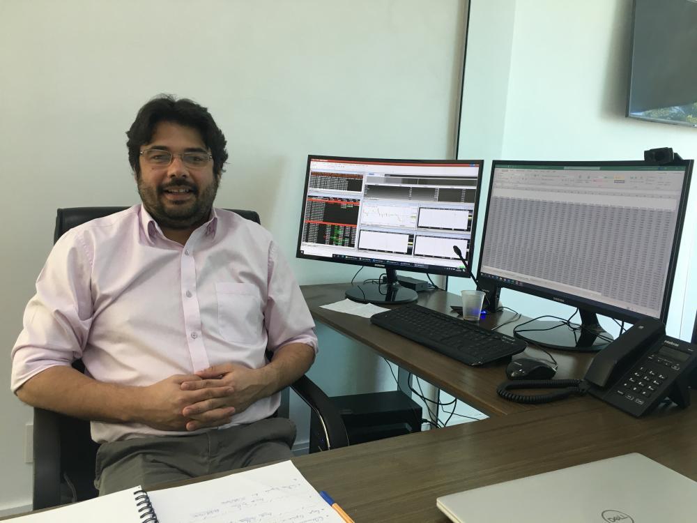 Foto: CEO da Ceres Investimentos Guilherme Cunha