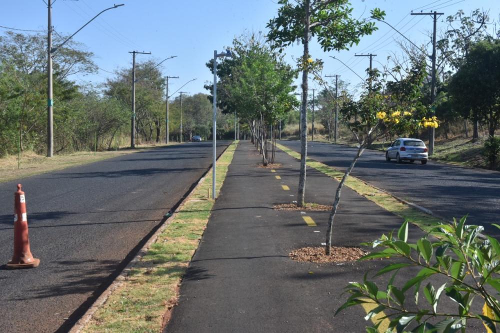 O Parque Linear leva o nome do vice-prefeito, João Gilberto Ripposati, que faleceu no último dia 11 de setembro - Foto: Divulgação/PMU