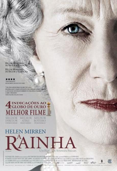 Fabulosa atuação de Helen Mirren, esse filme é um espetáculo à parte, imperdível. As renúncias, o sentimento e as realidades na verdadeira vida dessa rainha