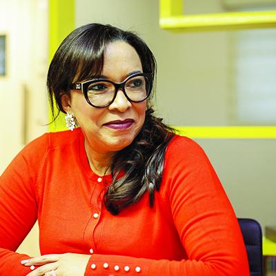 Marlene de Oliveira, presidente do Instituto Lado a Lado pela Vida