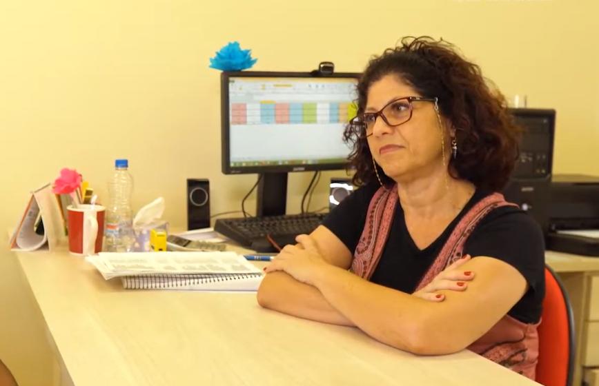 A gestora da instituição, Maria Emilia Daher, destaca que todos os protocolos de prevenção ao coronavírus estão sendo adotados para a retomada das atividades - Foto: Divulgação