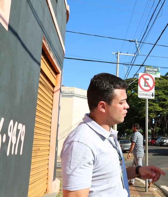 Superintendente de Trânsito e Mobilidade Urbana, Ulisses Lamas - Foto: Neto Talmeli
