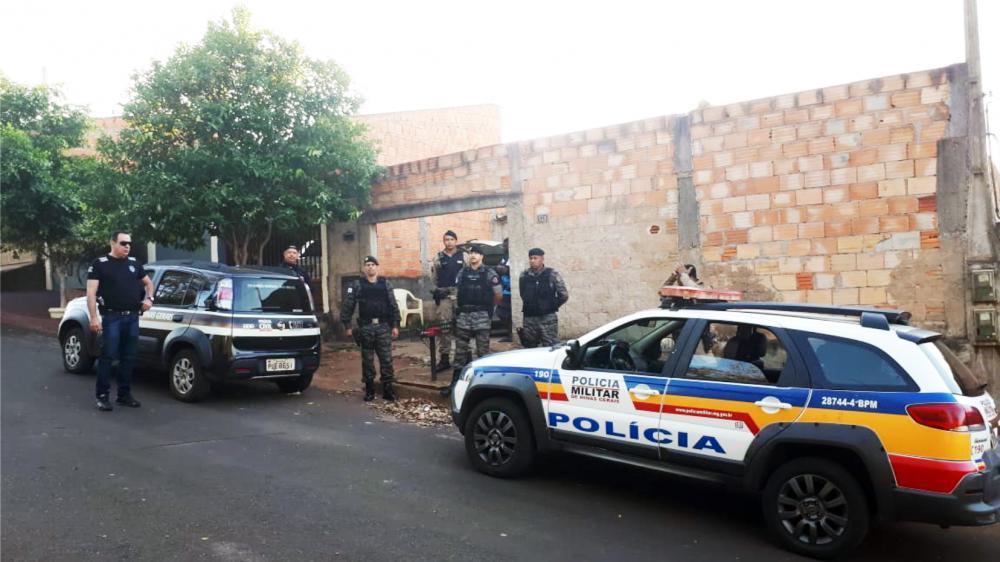 Mandados foram cumpridos na manhã de ontem - Foto: Divulgação