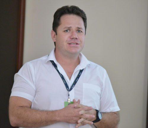 O diretor de Vigilância em Saúde, Robert Boaventura, destaca a importância do cartão atualizado na prevenção de doenças - Foto: Arquivo/PMU