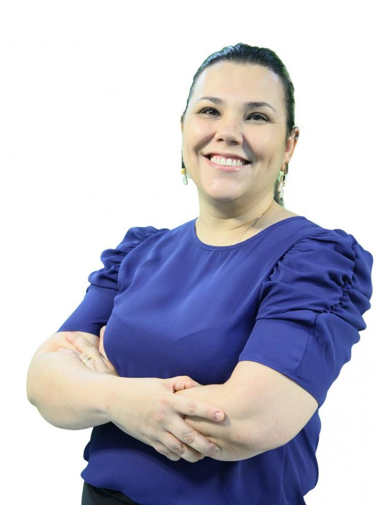 Juliana Indaiá, sempre atuante como grande defensora do bem estar animal.